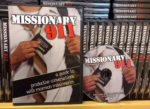 Missionary 911 DVDs